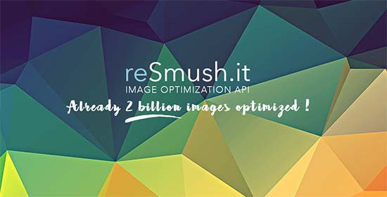 Resmush.it image optimizer